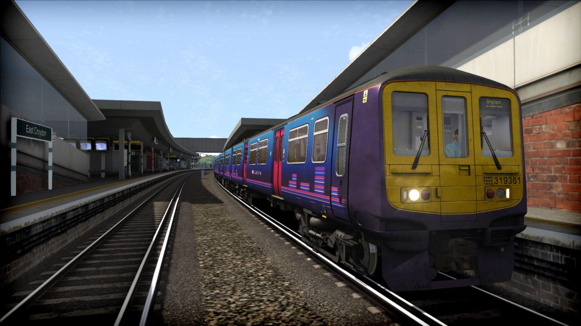 Train Simulator Class 319 FCC