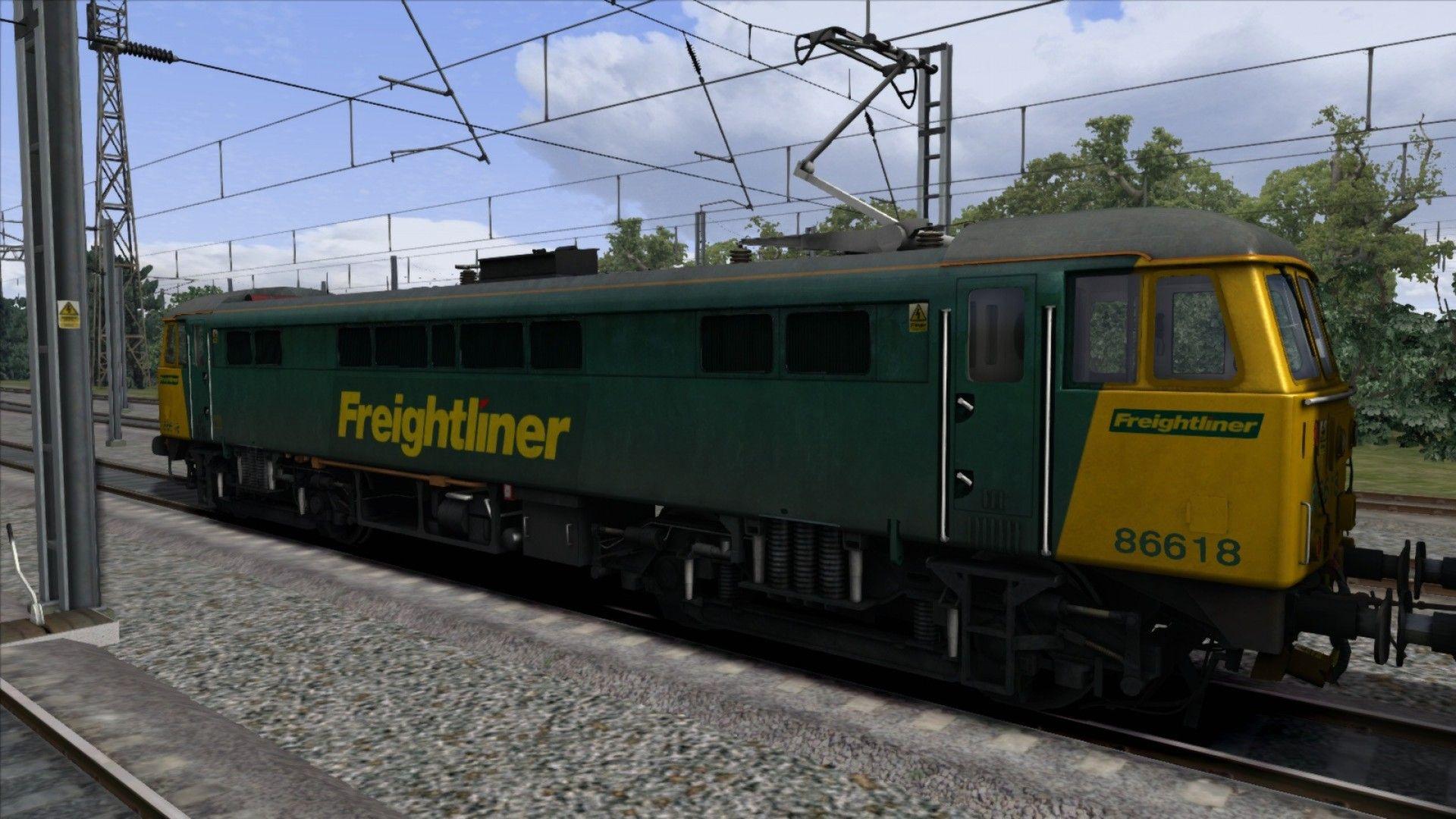 Train Simulator Class 86