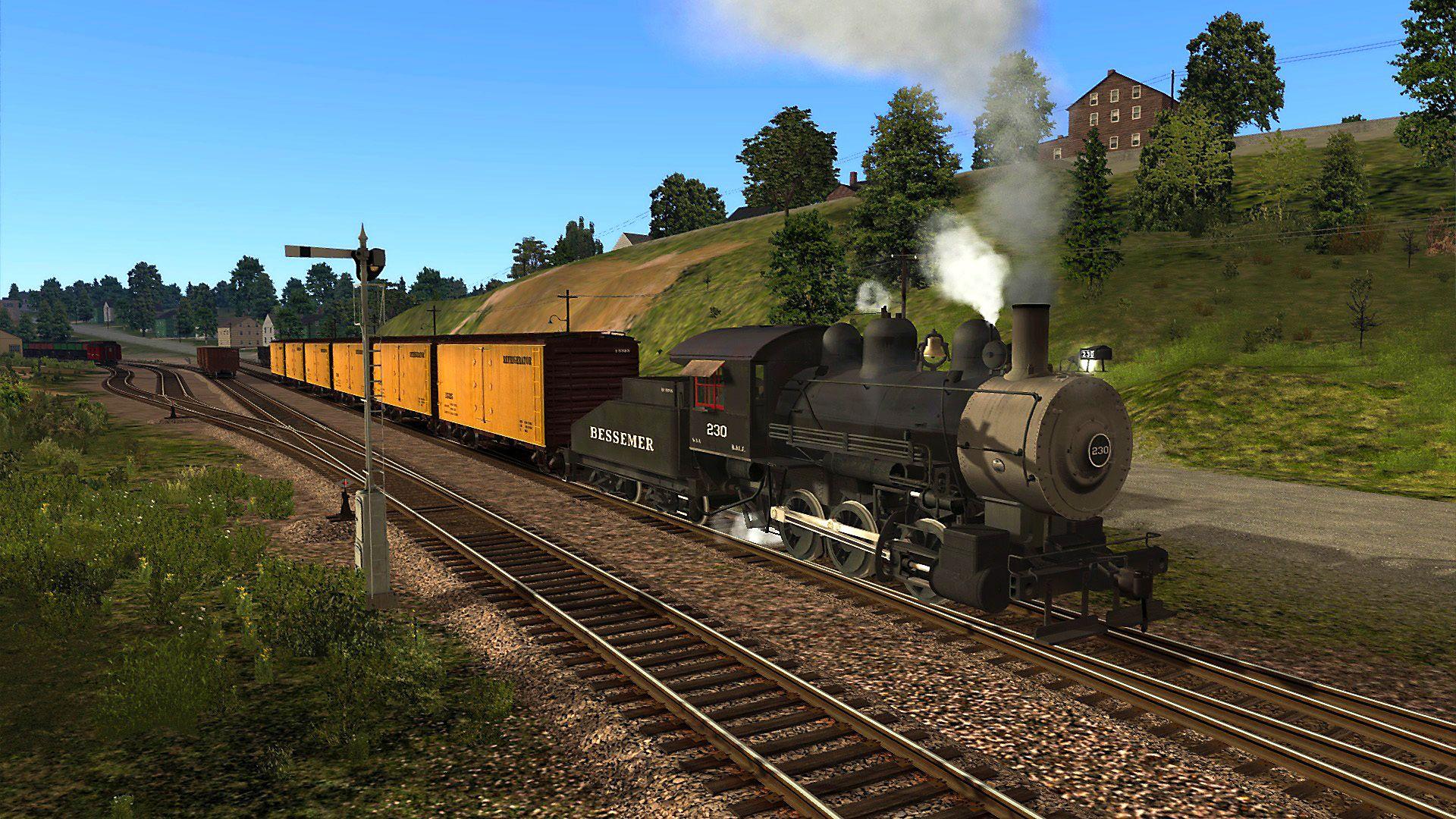 Train Simulator Bessemer & Lake Erie