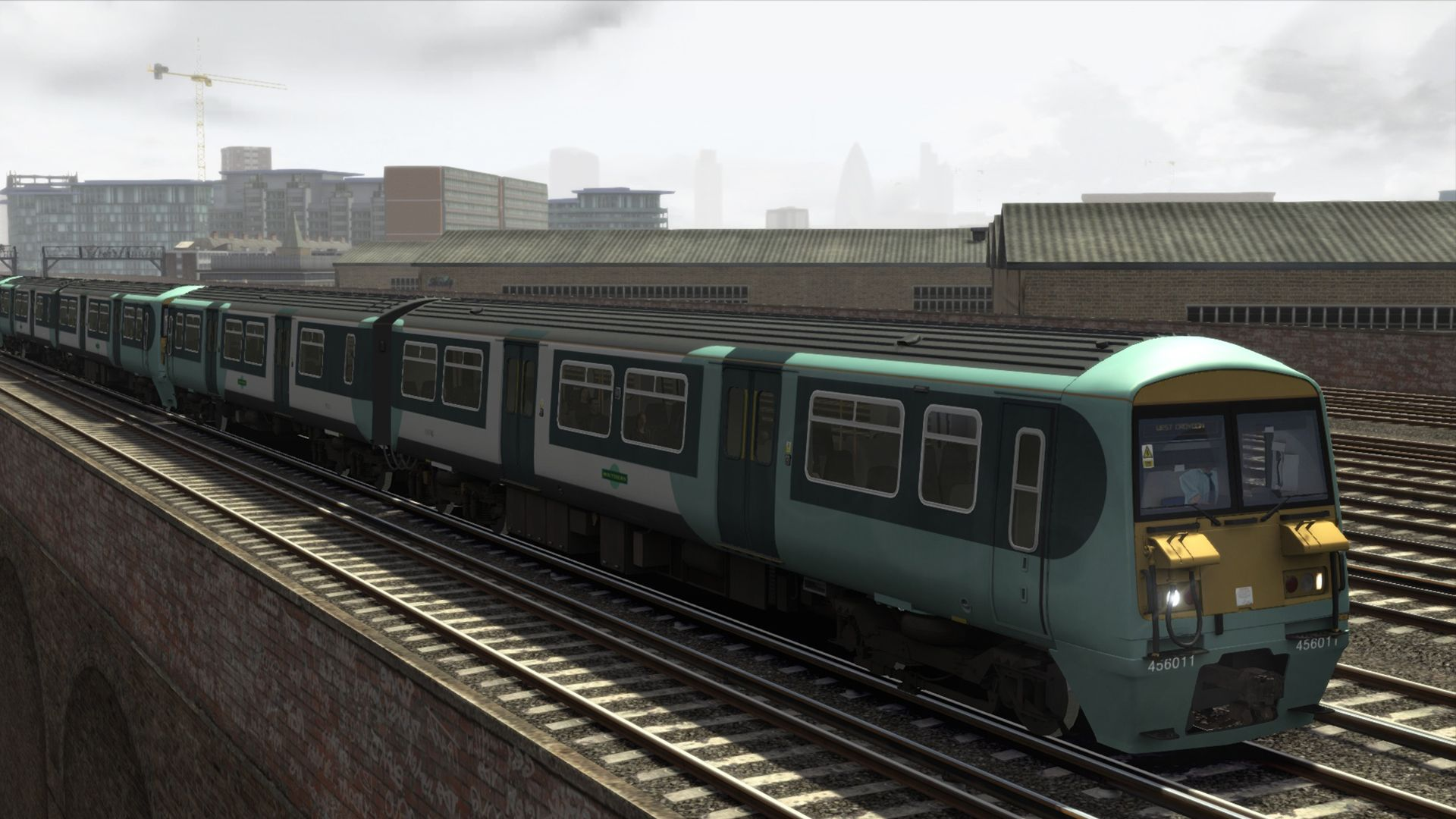 Train Simulator South London Network