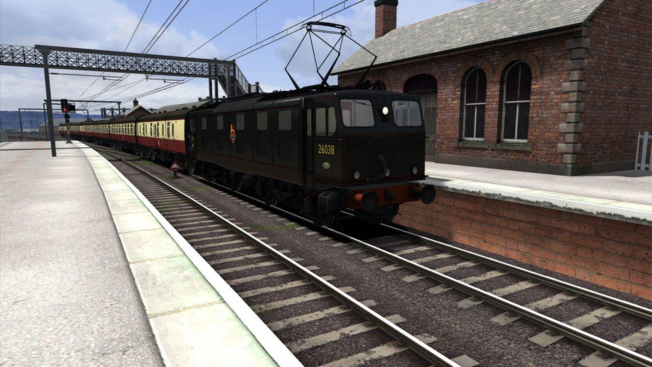 Train Simulator Woodhead Line