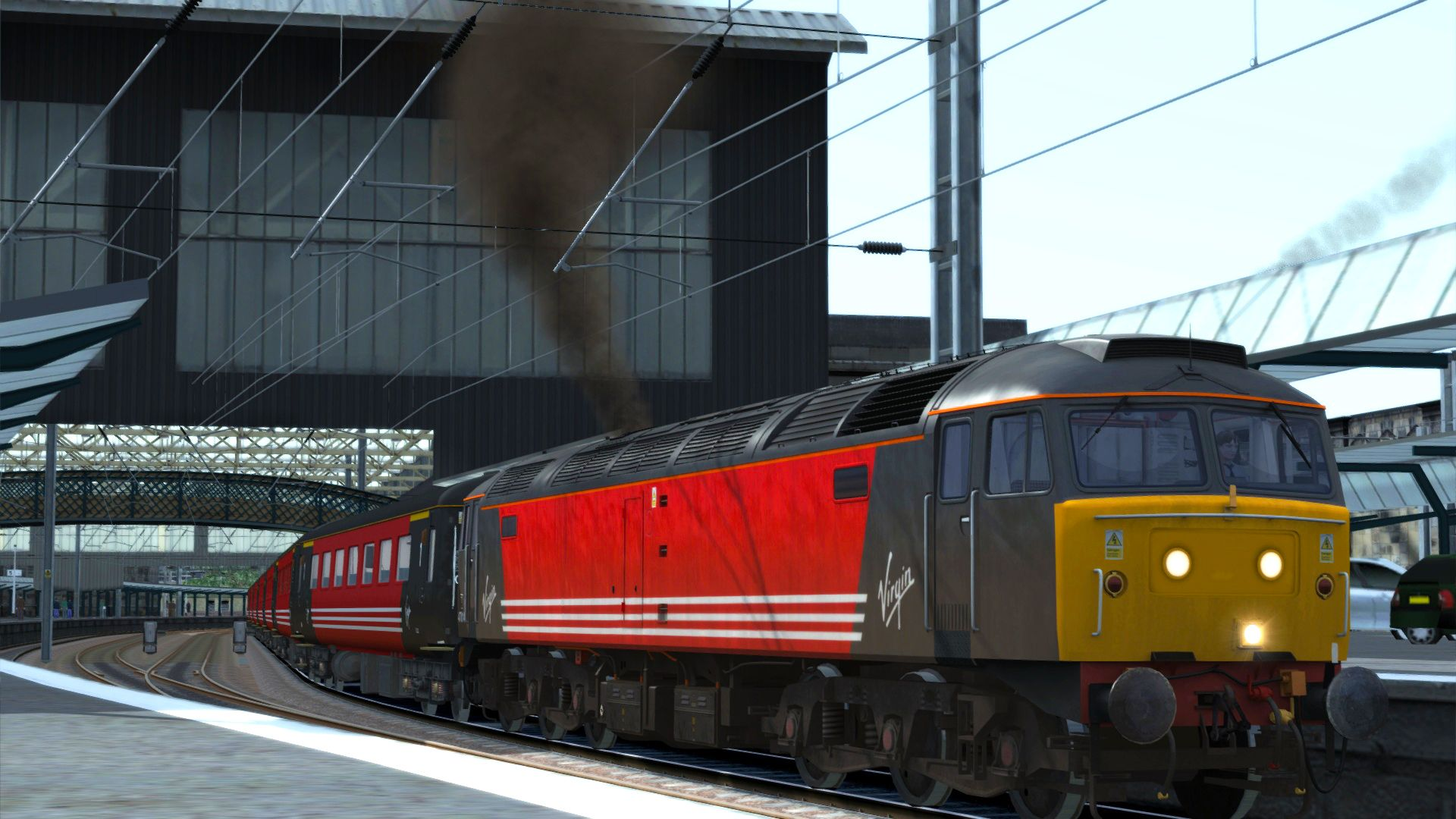 Train Simulator Virgin Trains  First Generation Pack