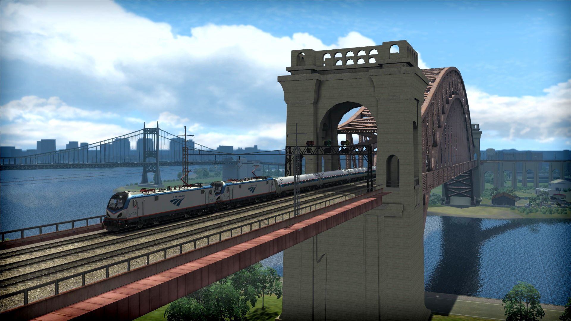 Train Simulator Northeast Corridor New York to New Haven