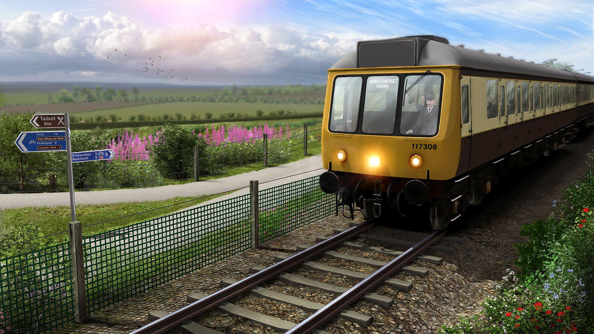 Train Simulator North Somerset Railway