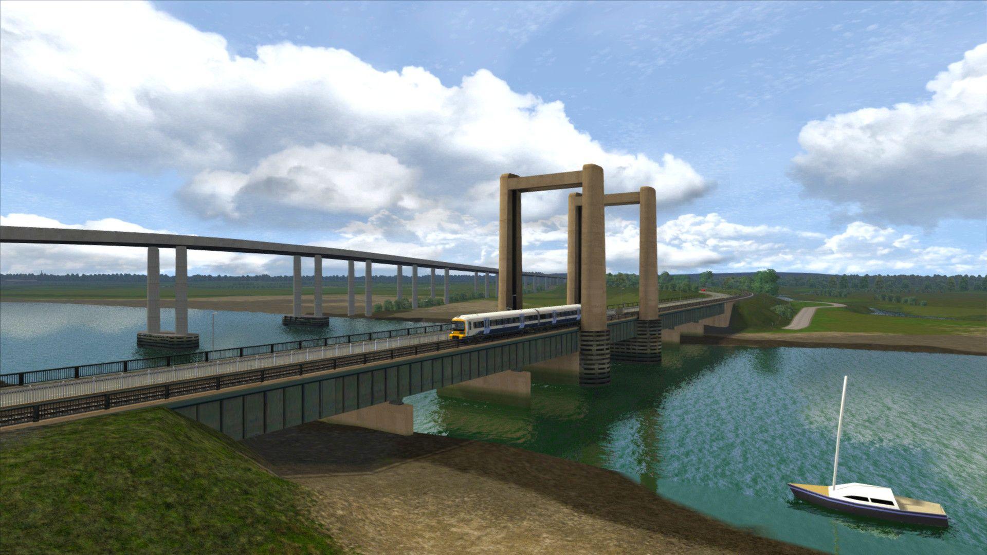Train Simulator Sheerness Branch Extension