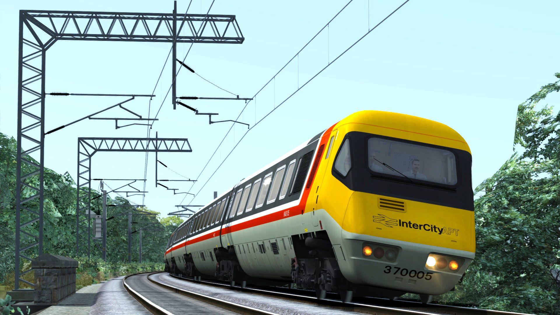 Train Simulator Class 370 APT-P