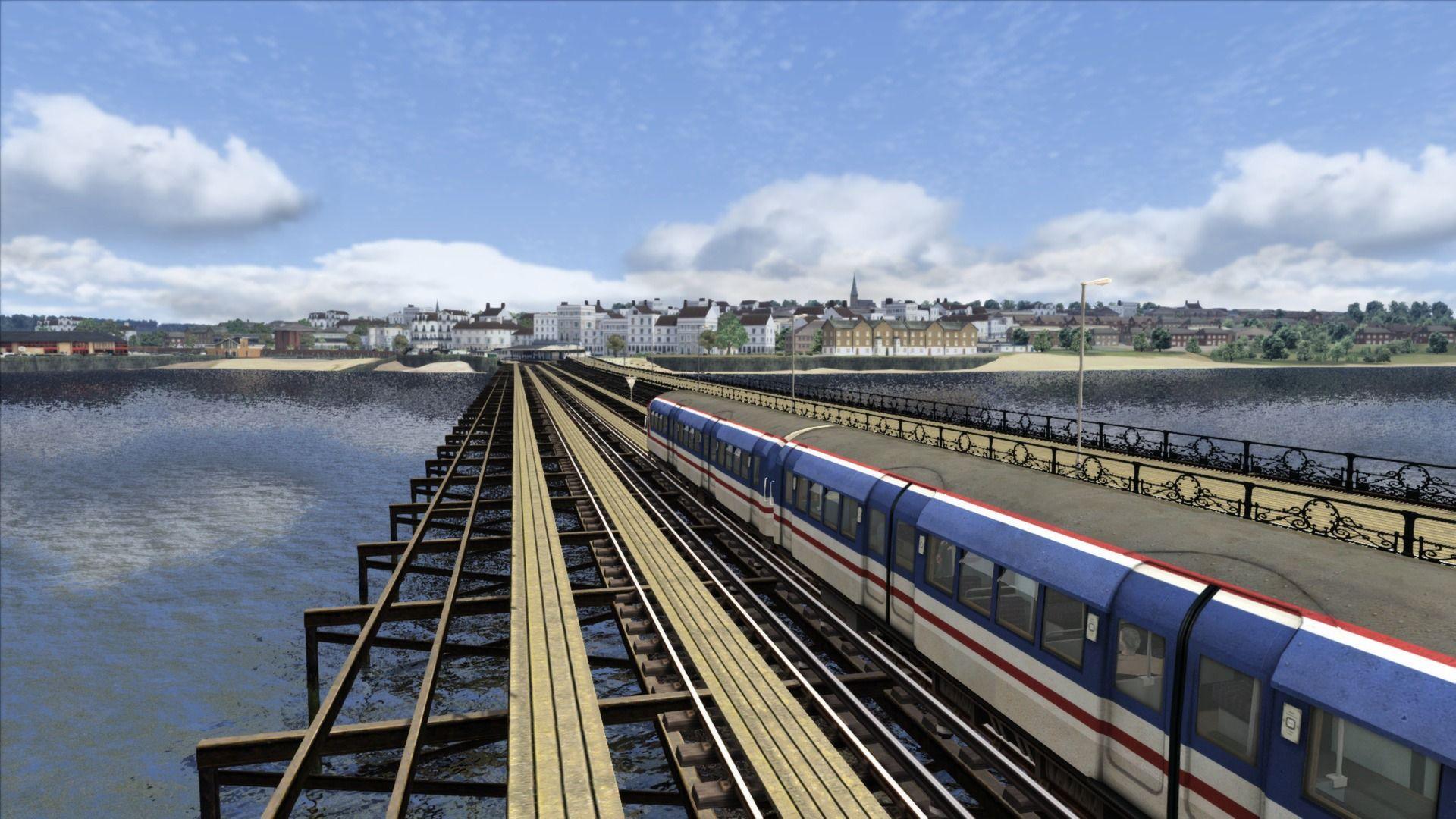 Train Simulator Isle of Wight
