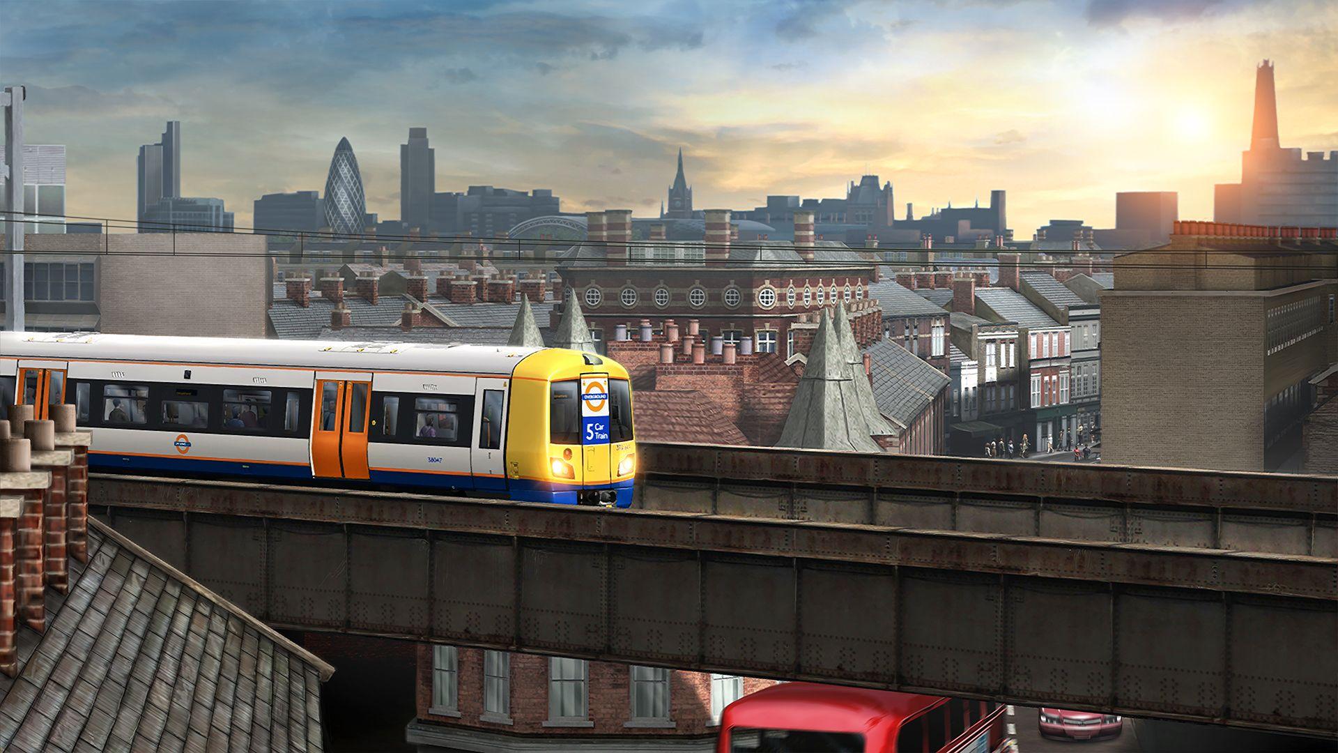 Train Simulator North London Line