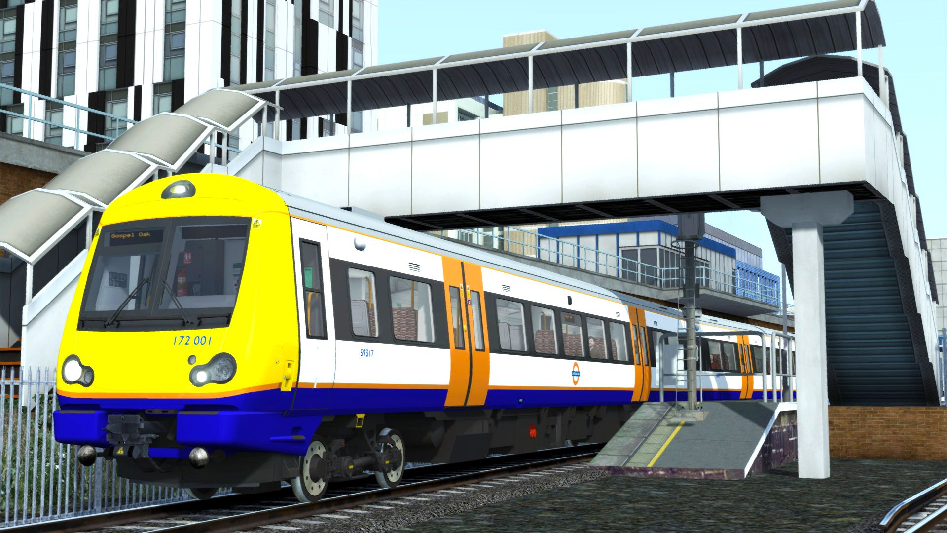Image showing screenshot of the North London & Goblin Lines Add-On DLC