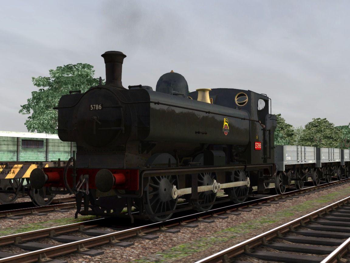 Train Simulator Falmouth Branch