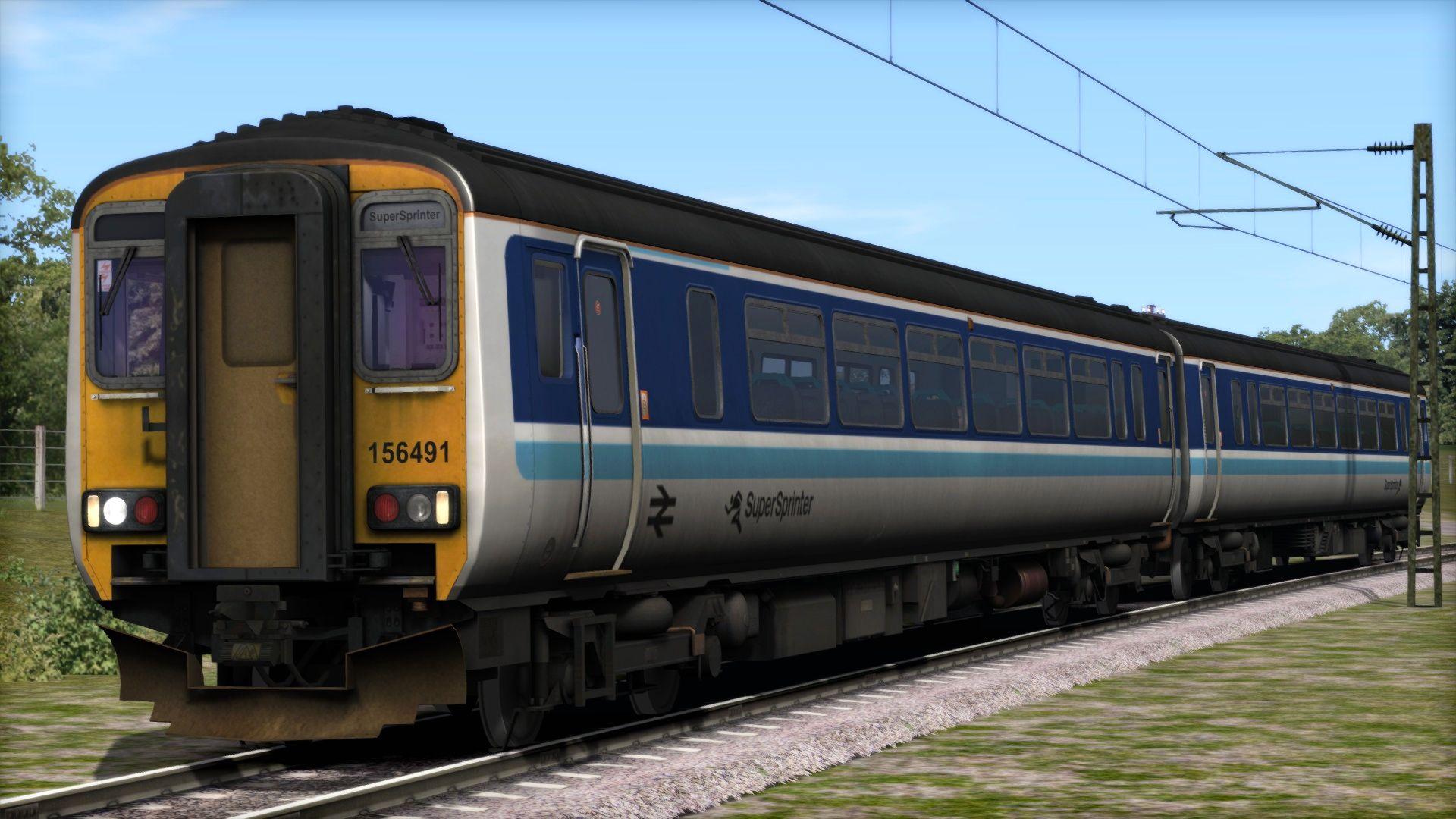 Train Simulator Class 156