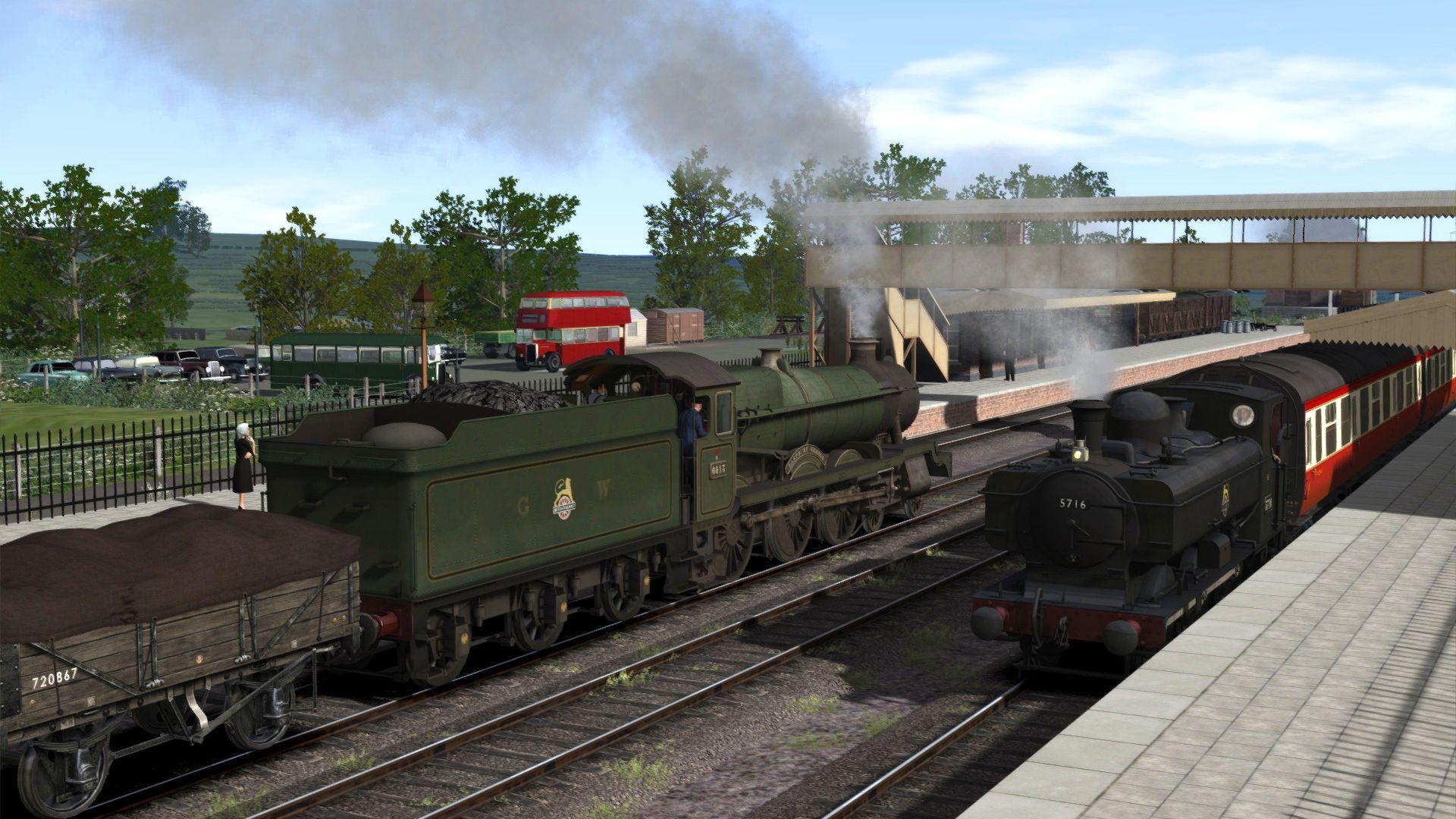Train Simulator Malmesbury Branch