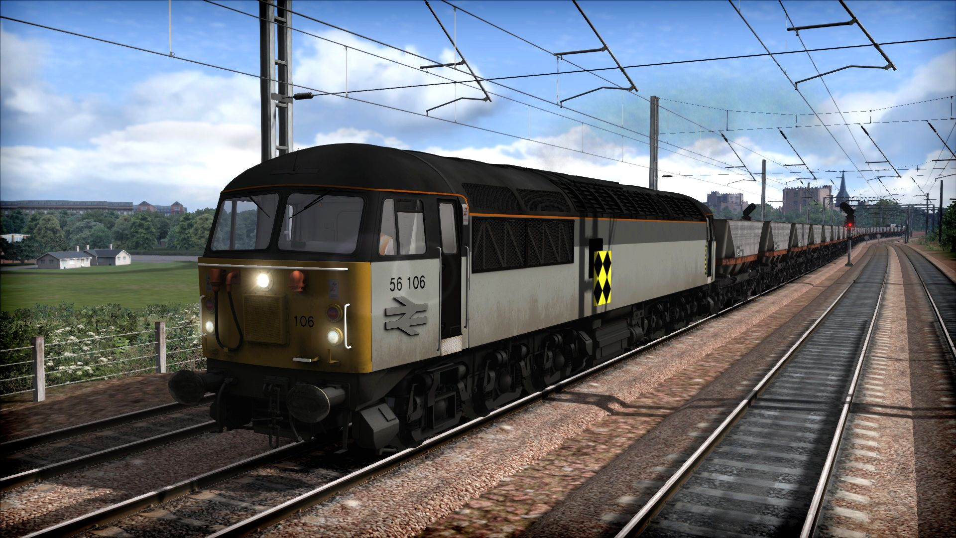 Train Simulator Class 56