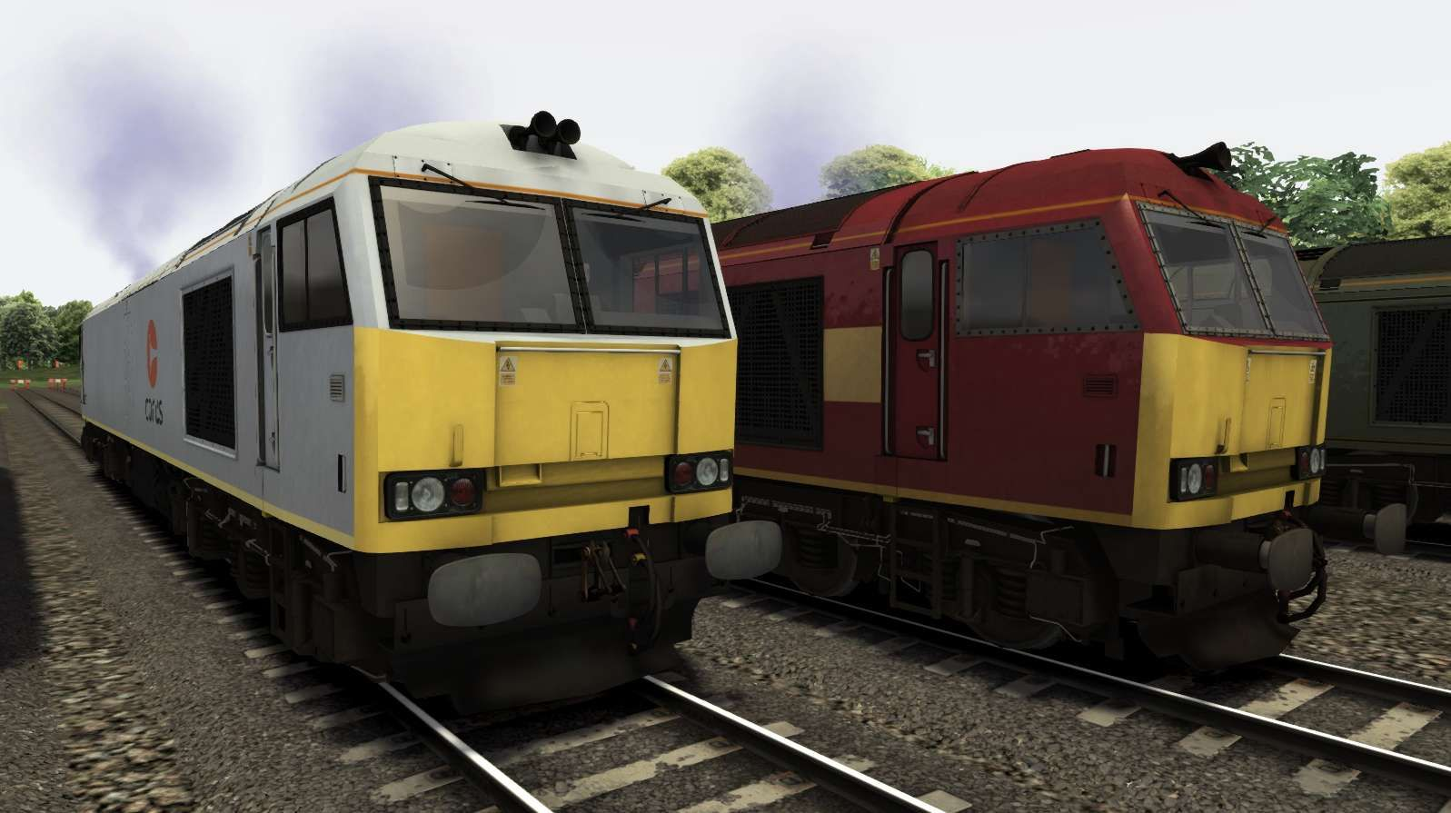 Train Simulator Class 60