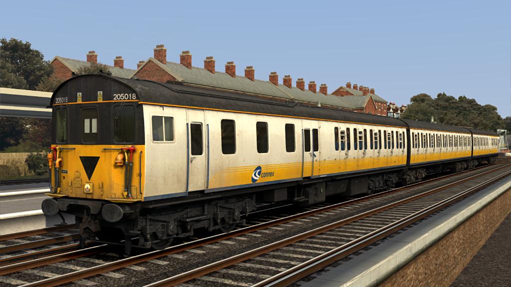 Train Simulator Class 205 'Thumper'