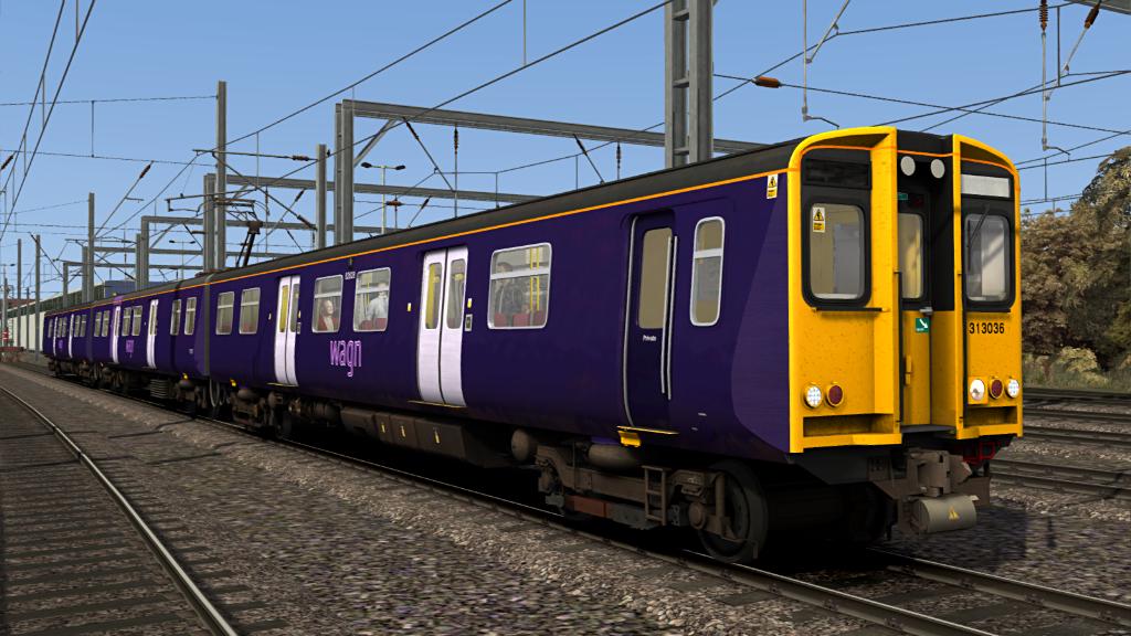 Train Simulator Class 313