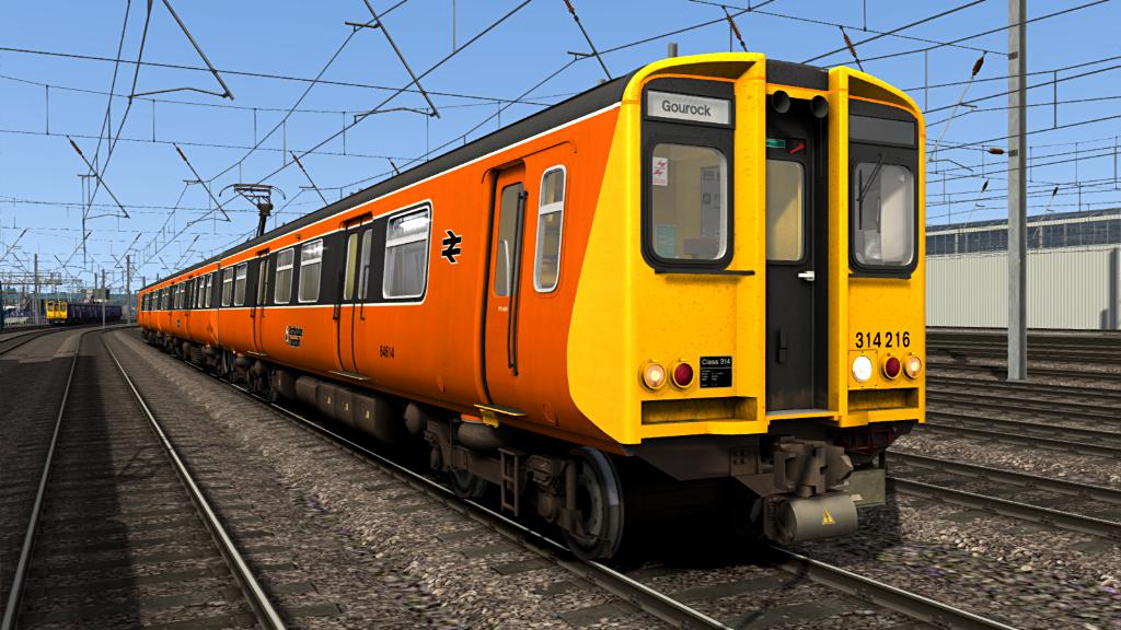 Train Simulator Class 314/315