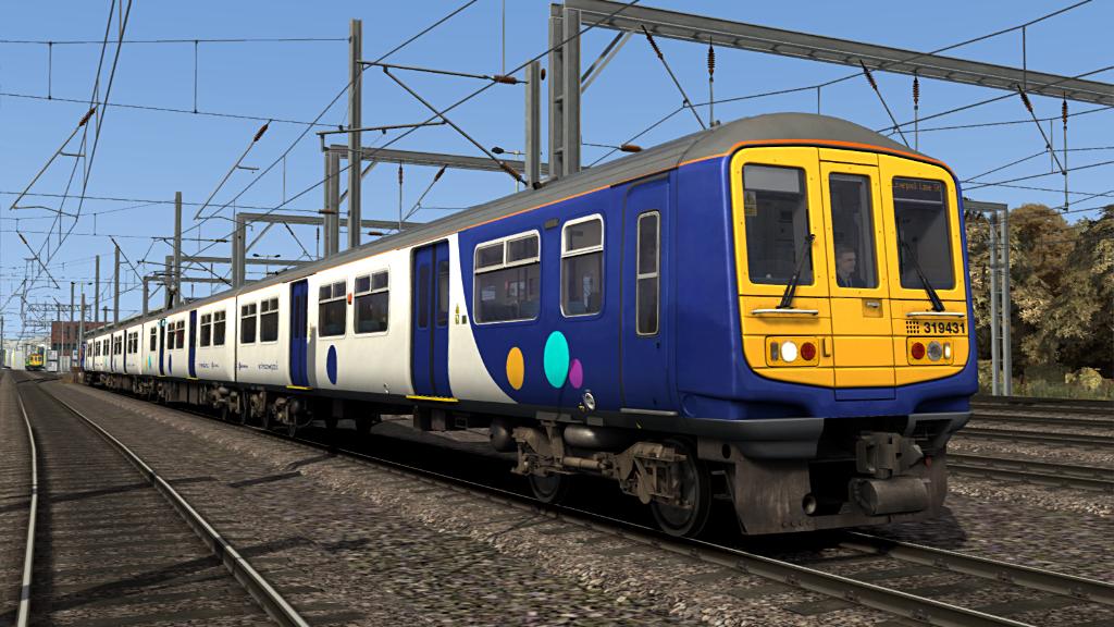 Train Simulator Class 319 Pack Volume 1