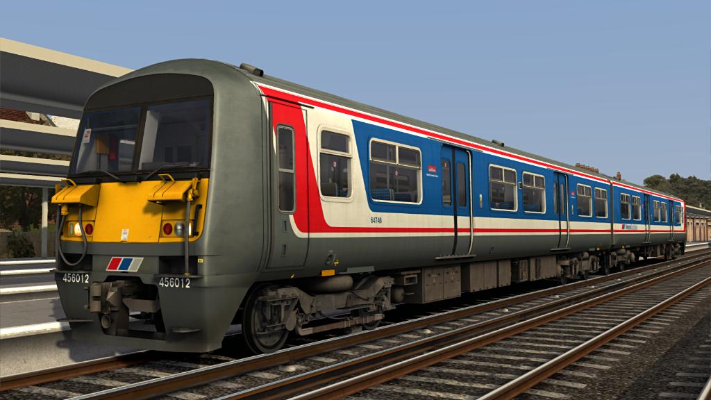 Train Simulator Class 456