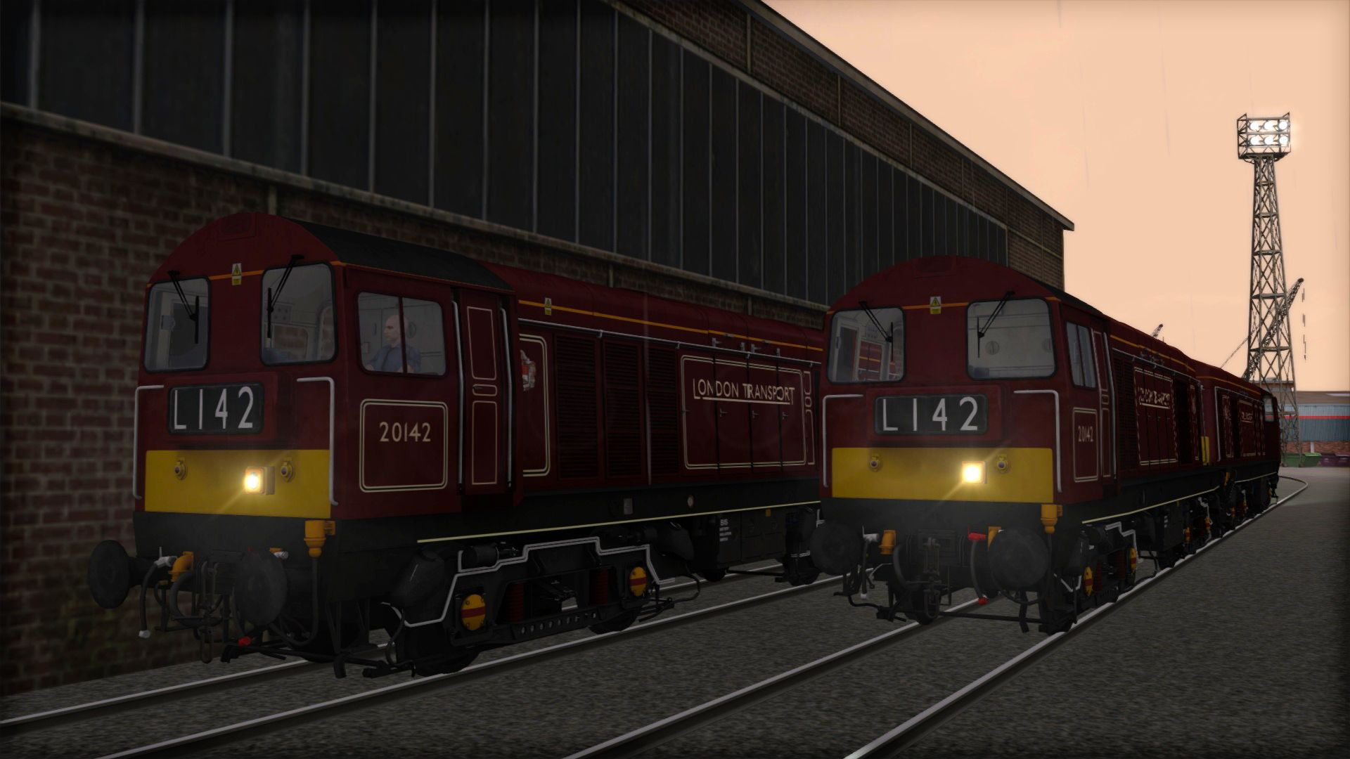 Train Simulator London Transport Heritage Collection