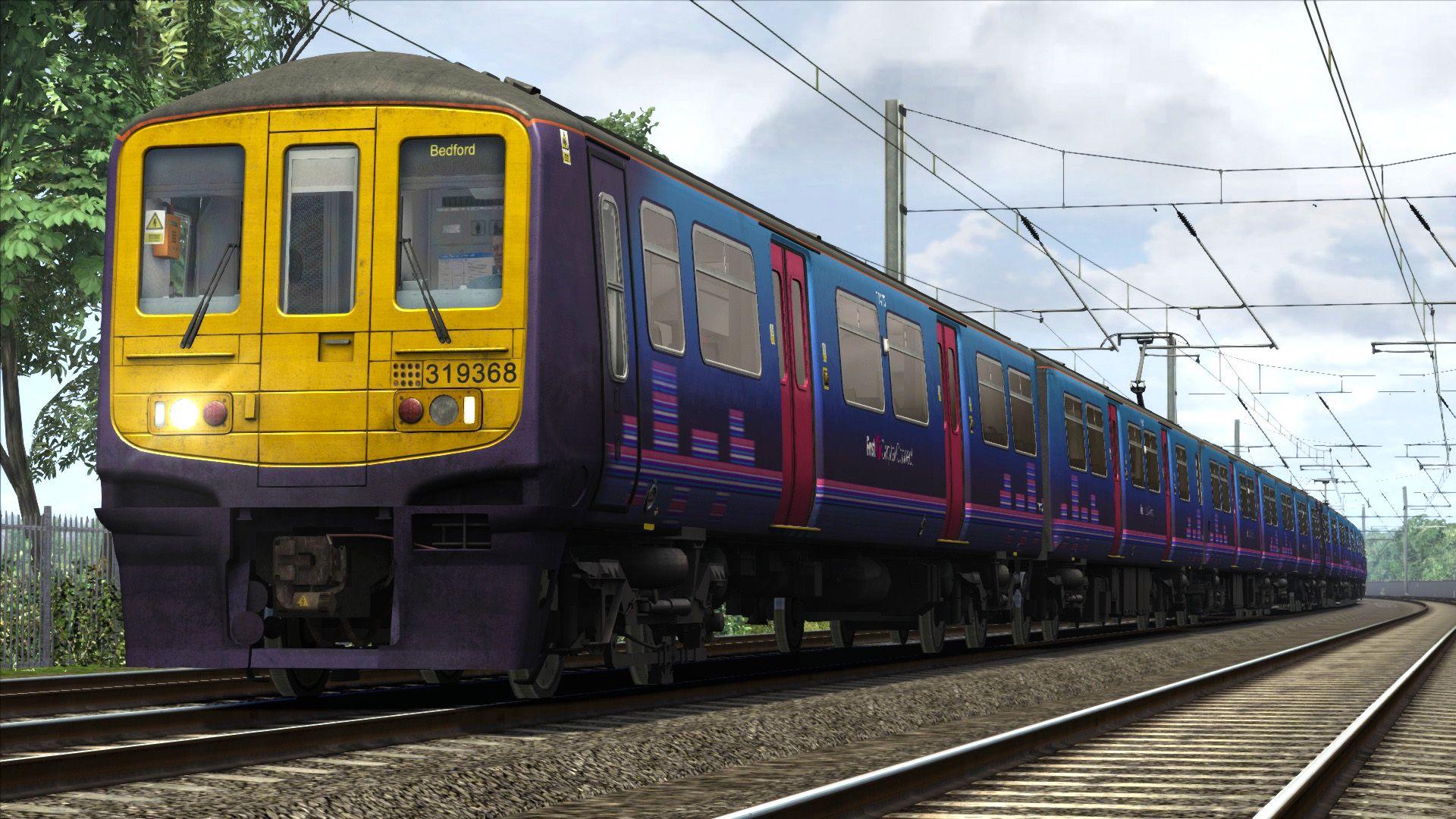 Train Simulator Midland Main Line London to Bedford