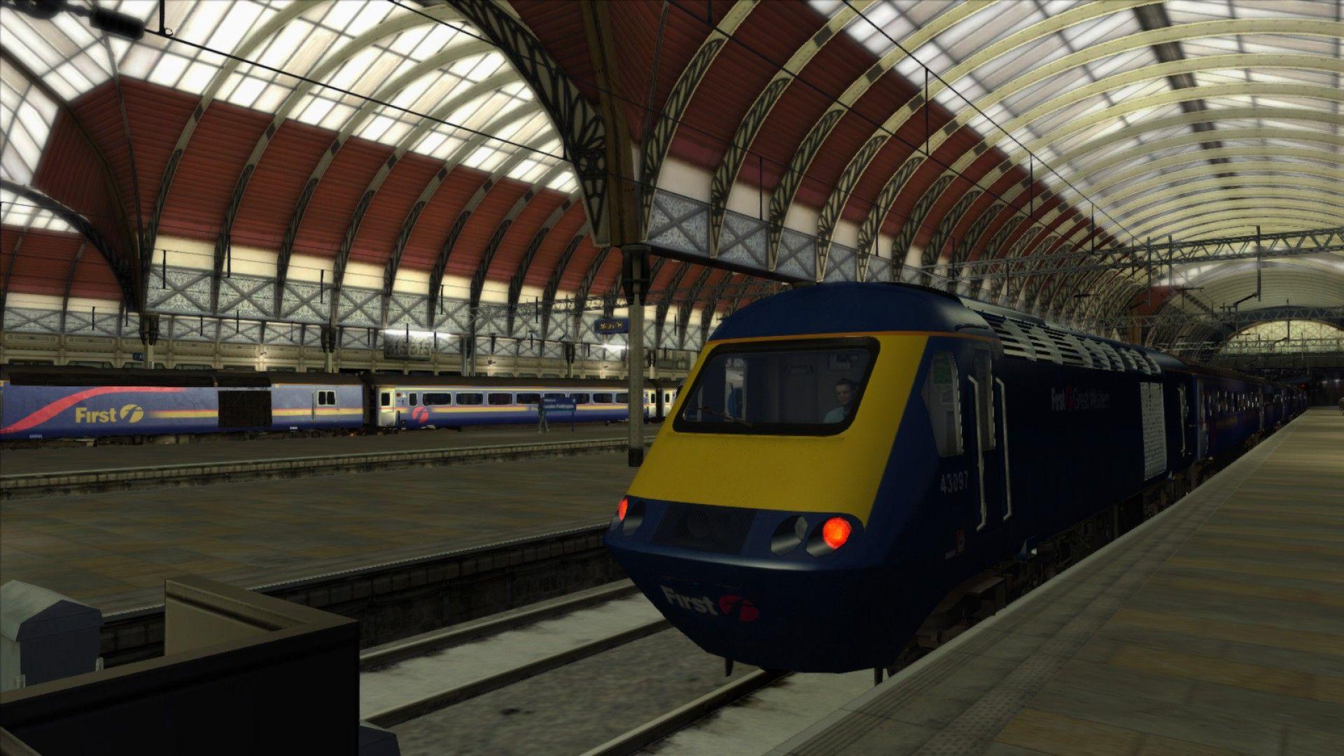 Train Simulator Great Western Main Line