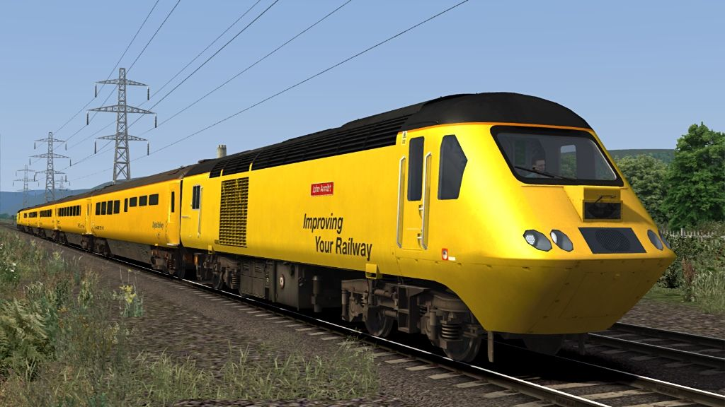 Image showing screenshot of one of the liveries featured in the Armstrong Powerhouse Class 43 MTU Enhancement Pack