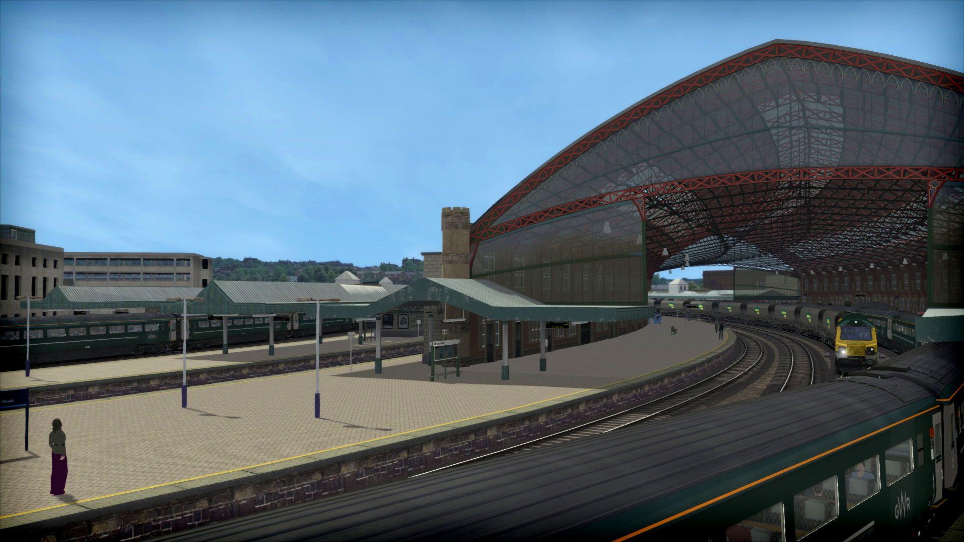 Train Simulator South Wales Coastal
