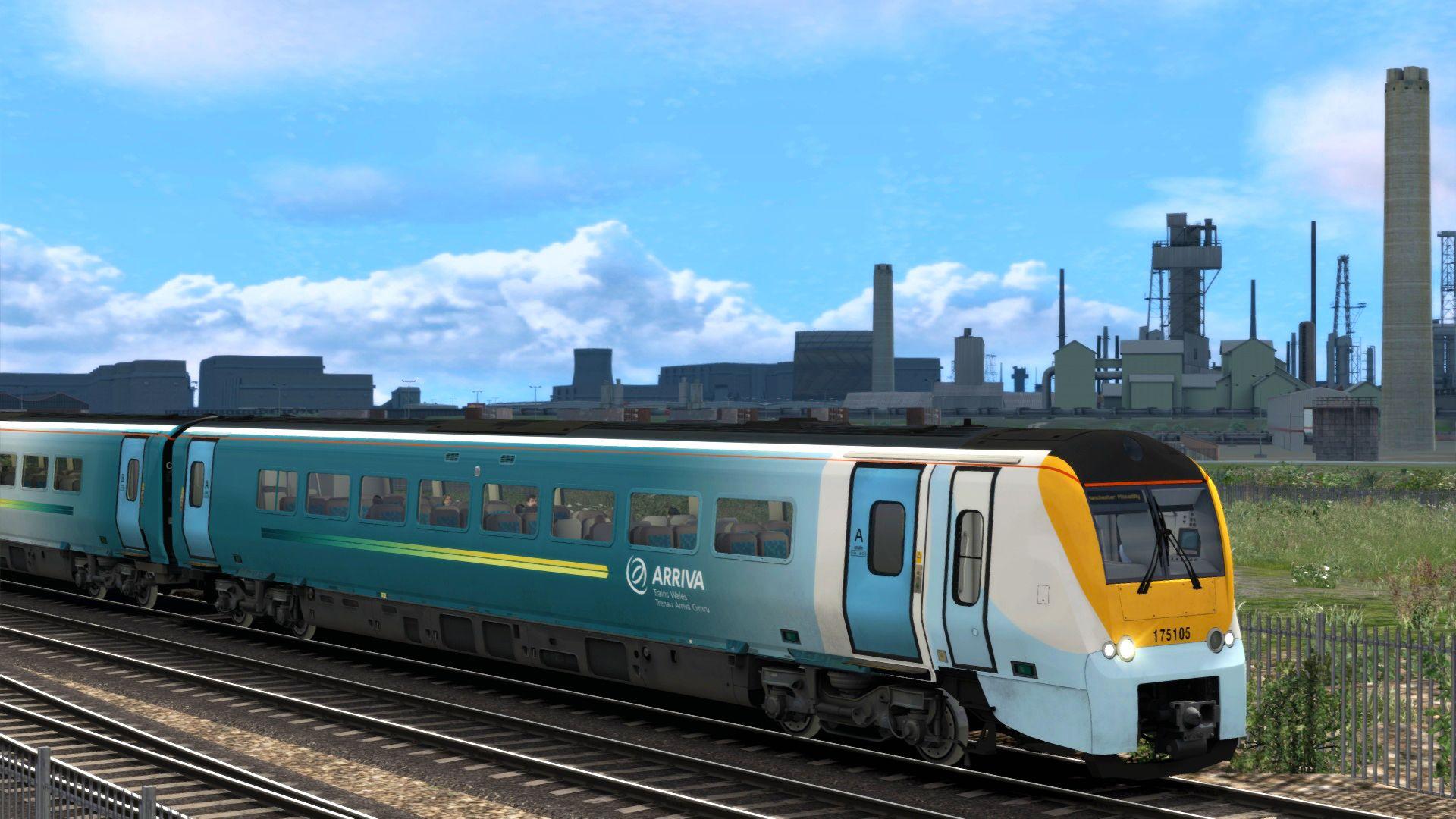 Train Simulator South Wales Coastal Bristol to Swansea