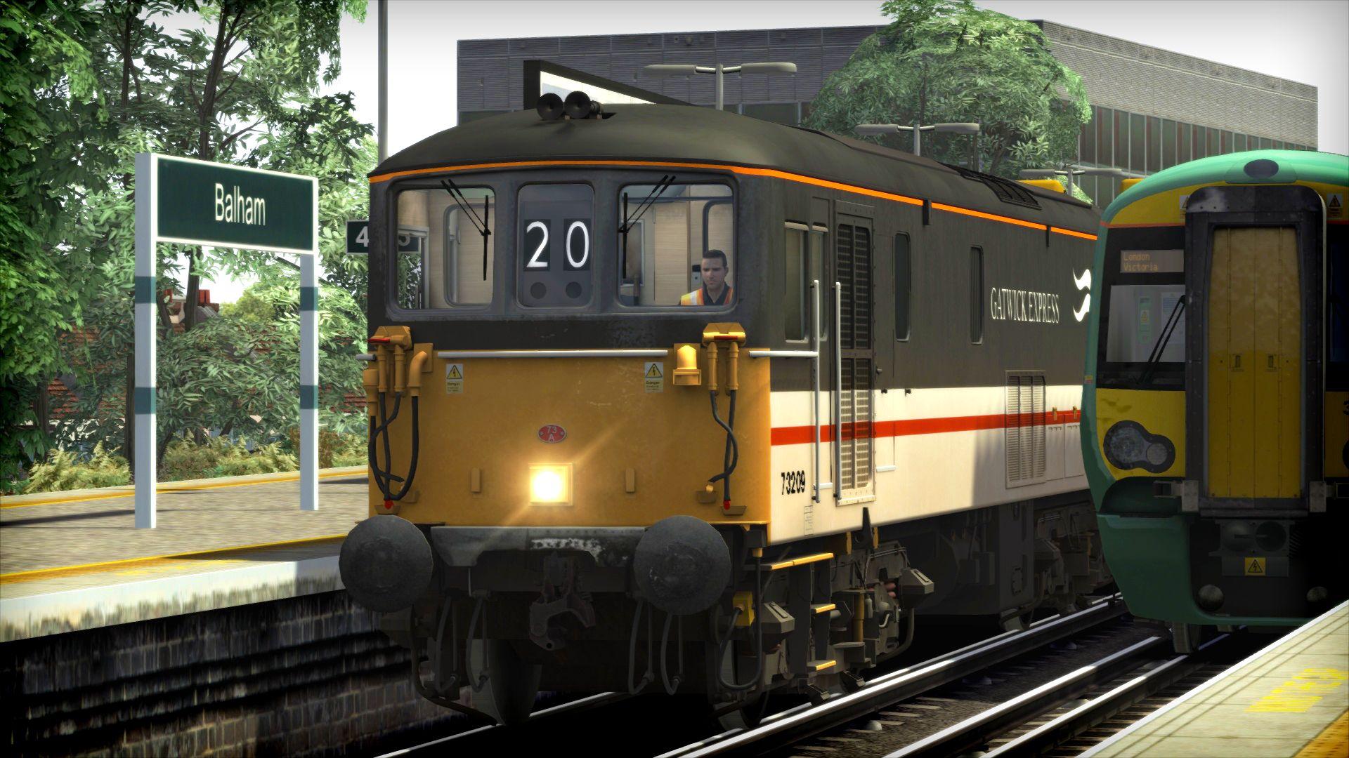 Train Simulator Class 73