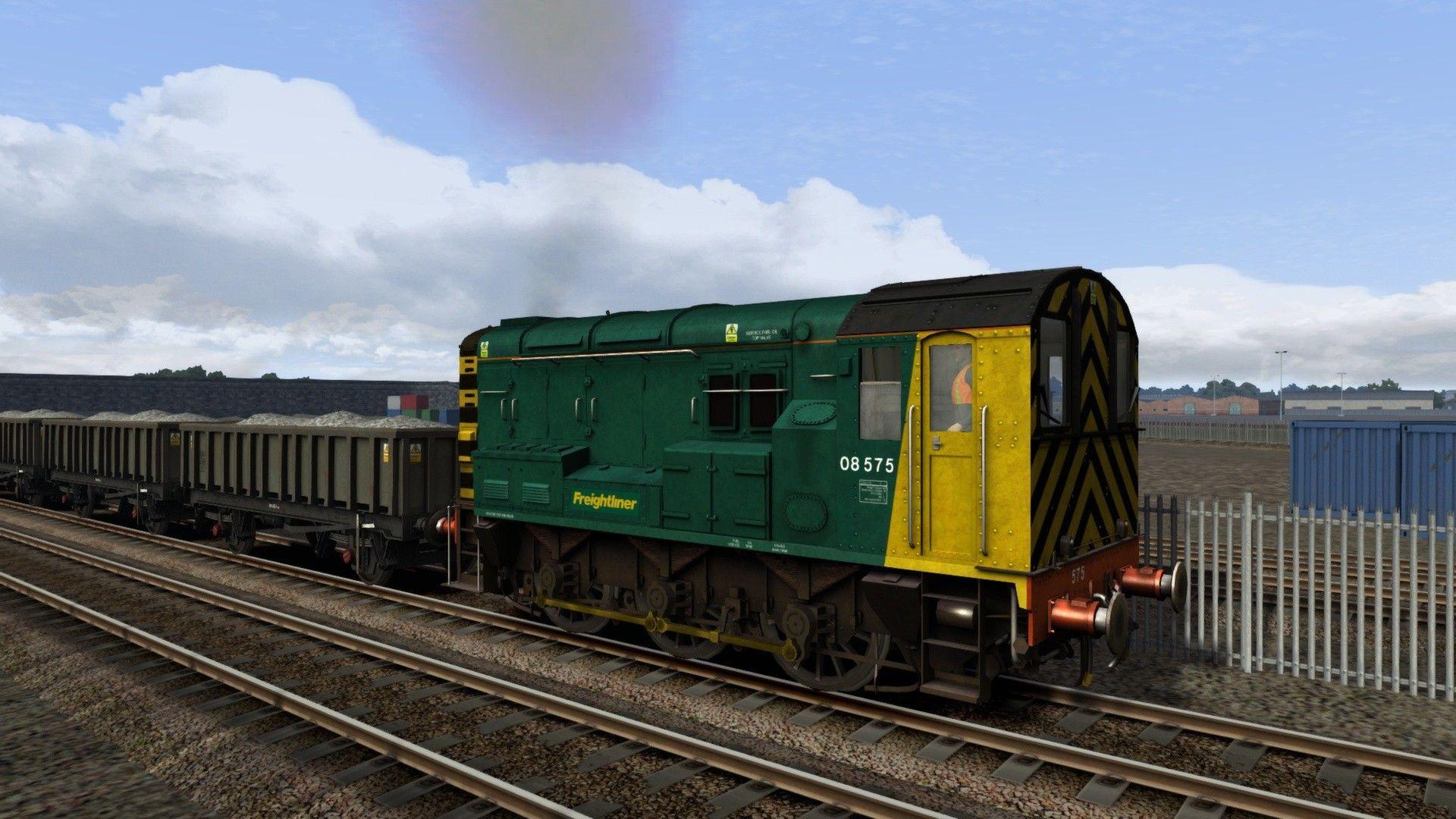 Train Simulator Class 08 TOC's