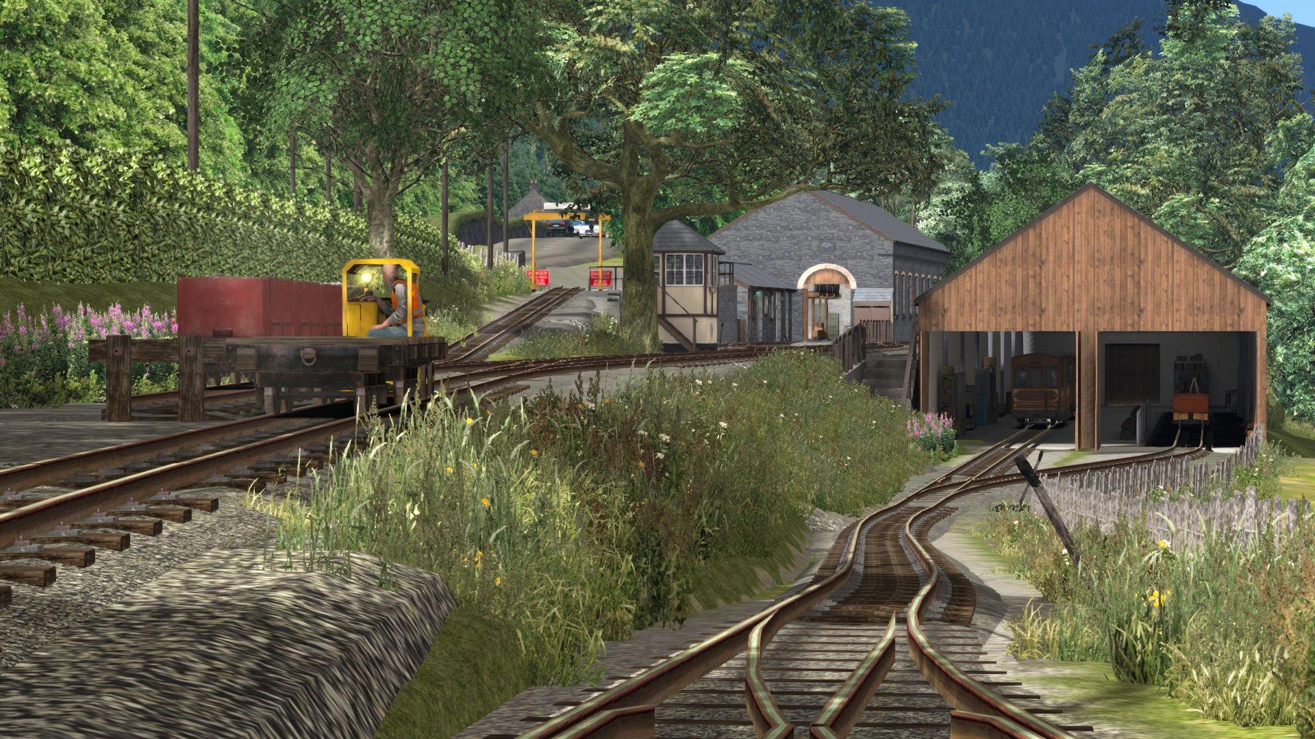 Train Simulator Corris Railway