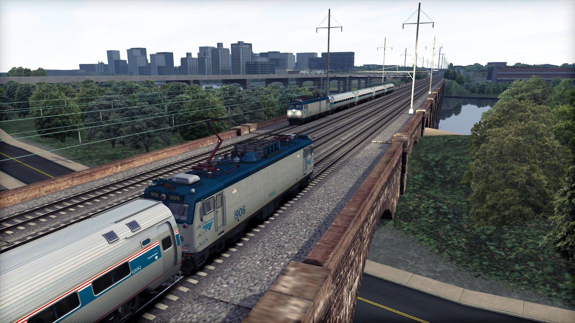 Train Simulator Northeast Corridor New York to Philadelphia