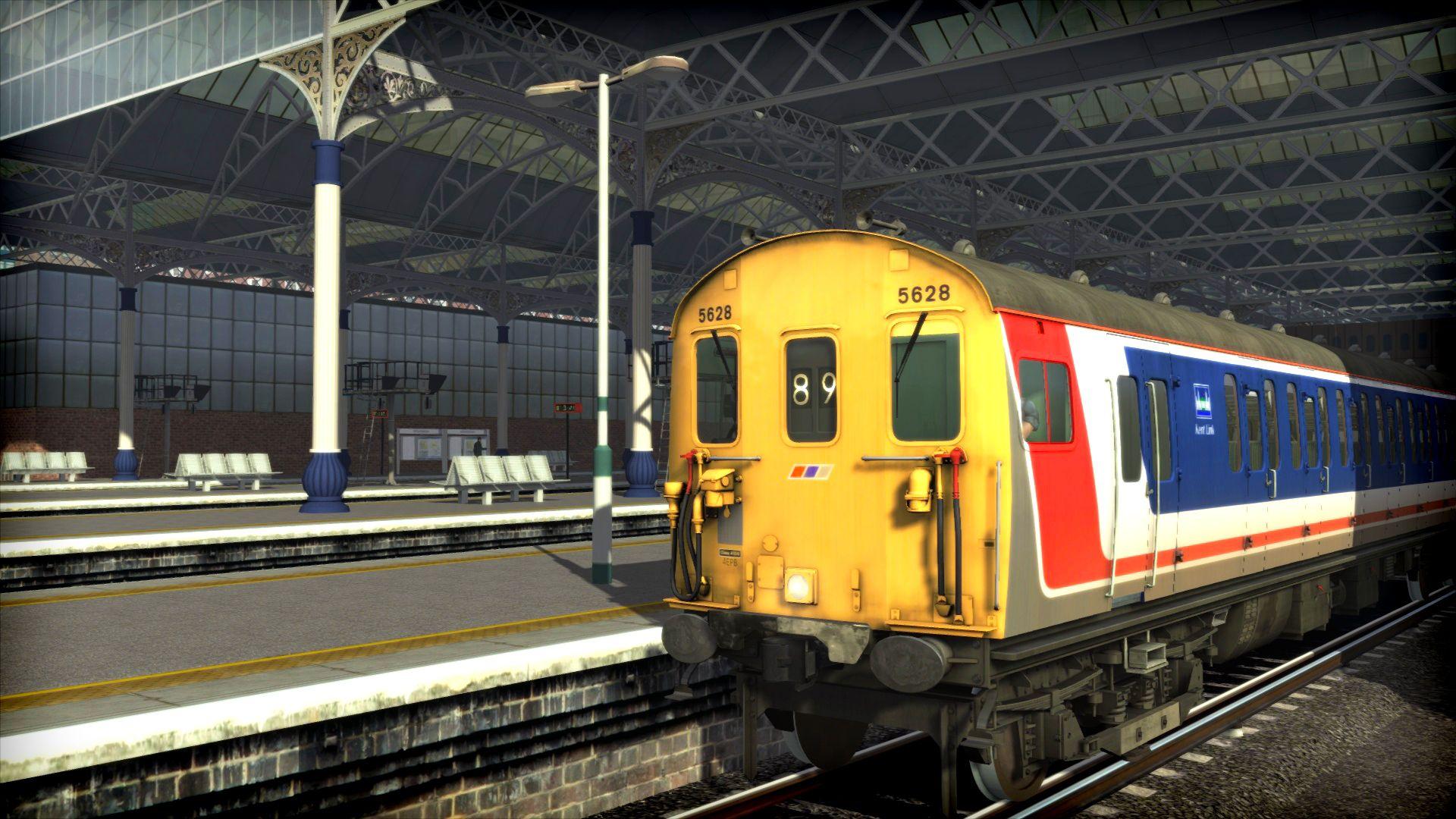 Train Simulator Class 415 4EPB