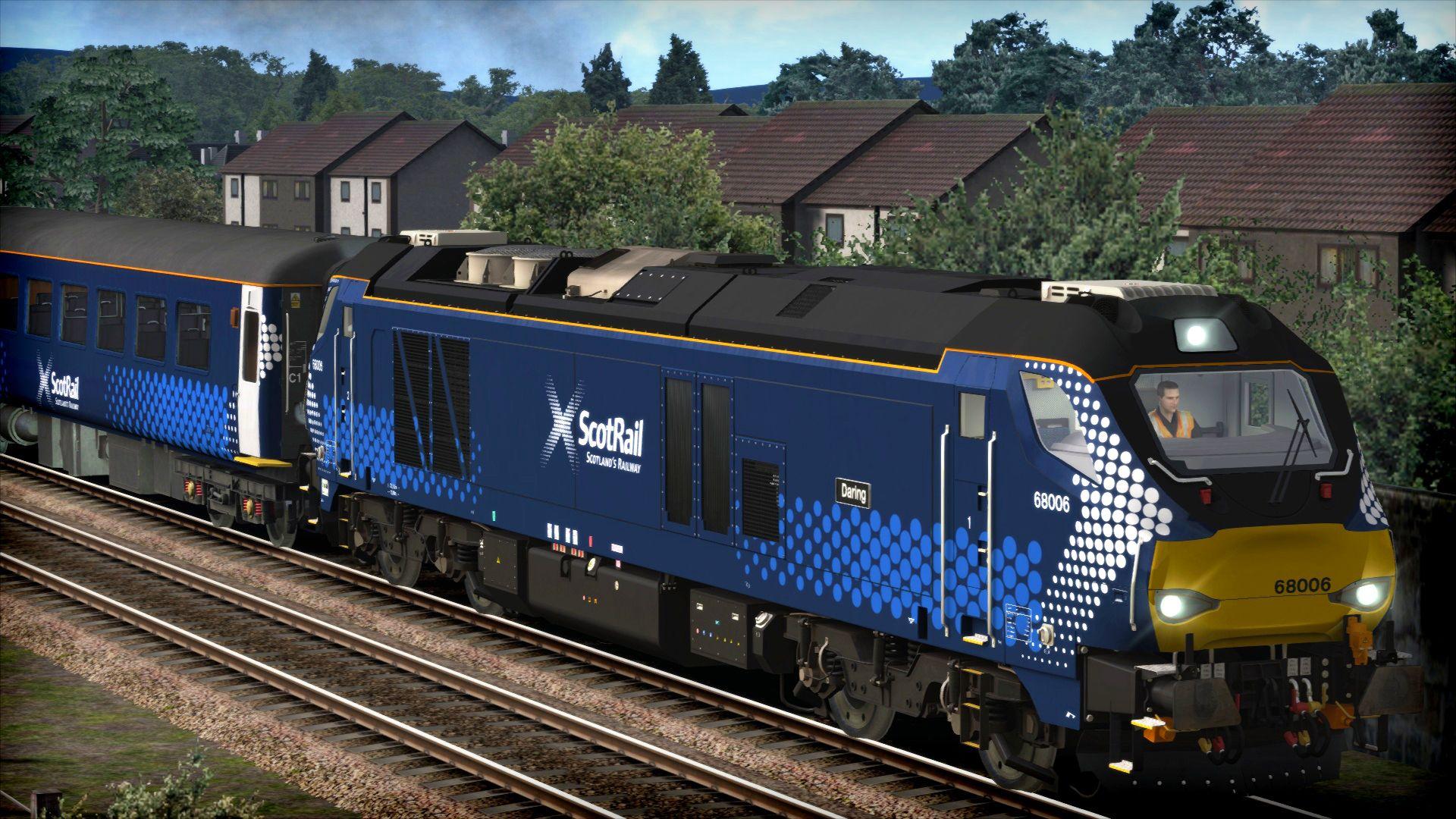Train Simulator Class 68