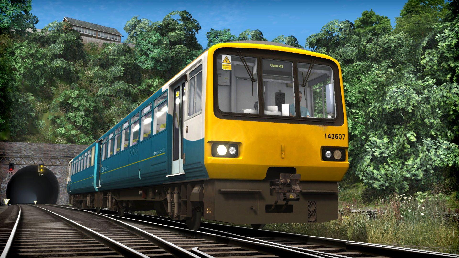 Train Simulator Arriva Trains Wales DMU Pack