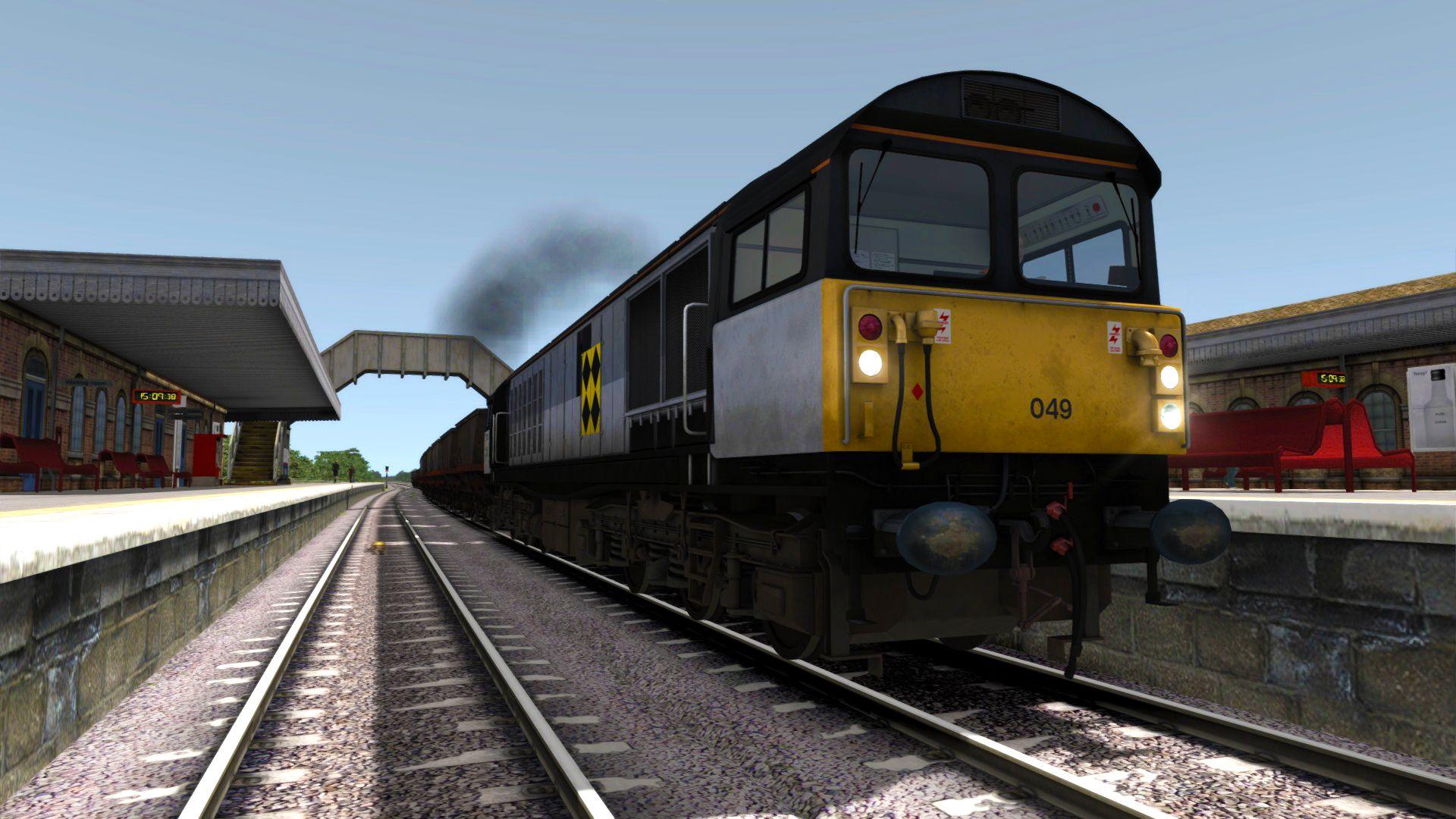 Train Simulator Class 58