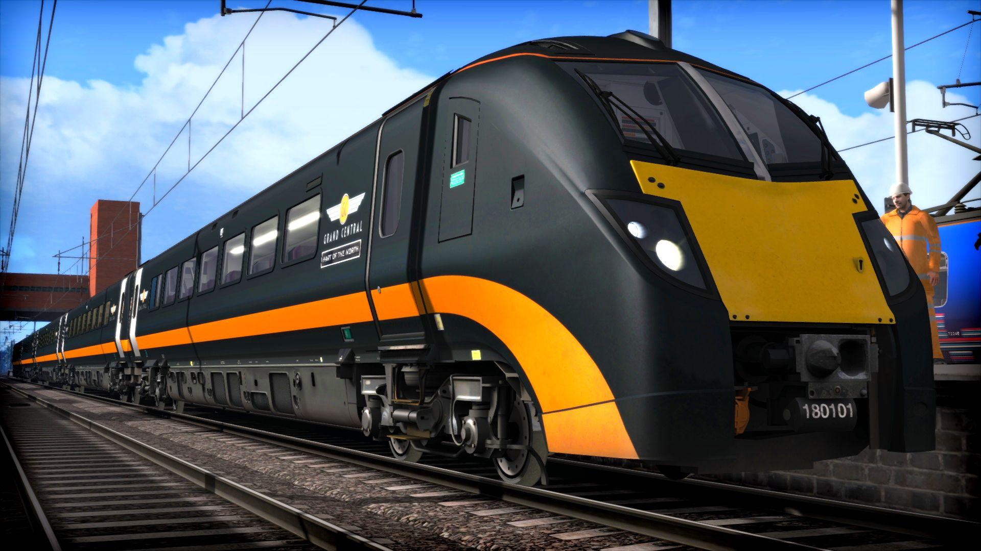 Train Simulator Class 180