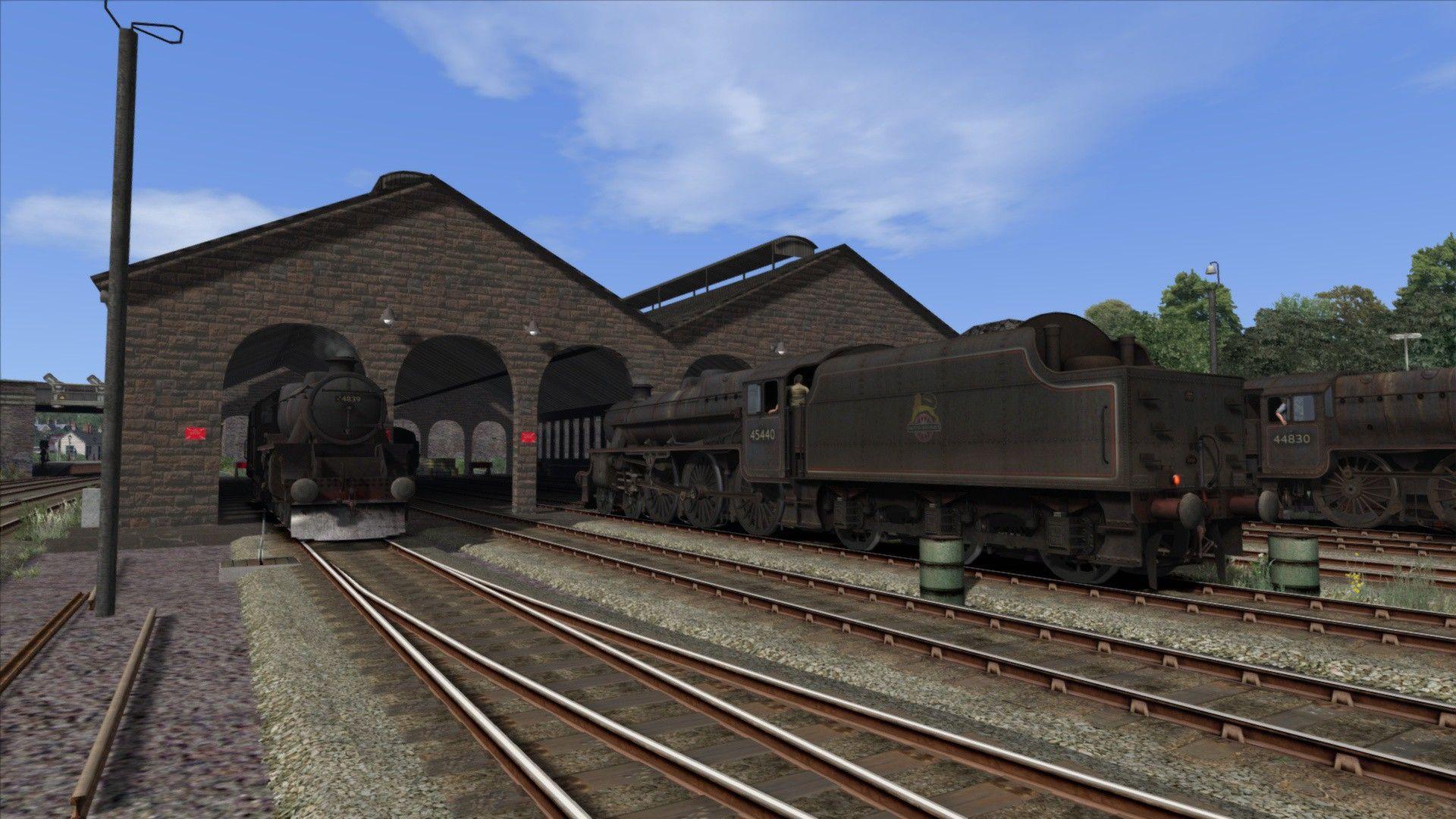 Train Simulator Western Lines of Scotland
