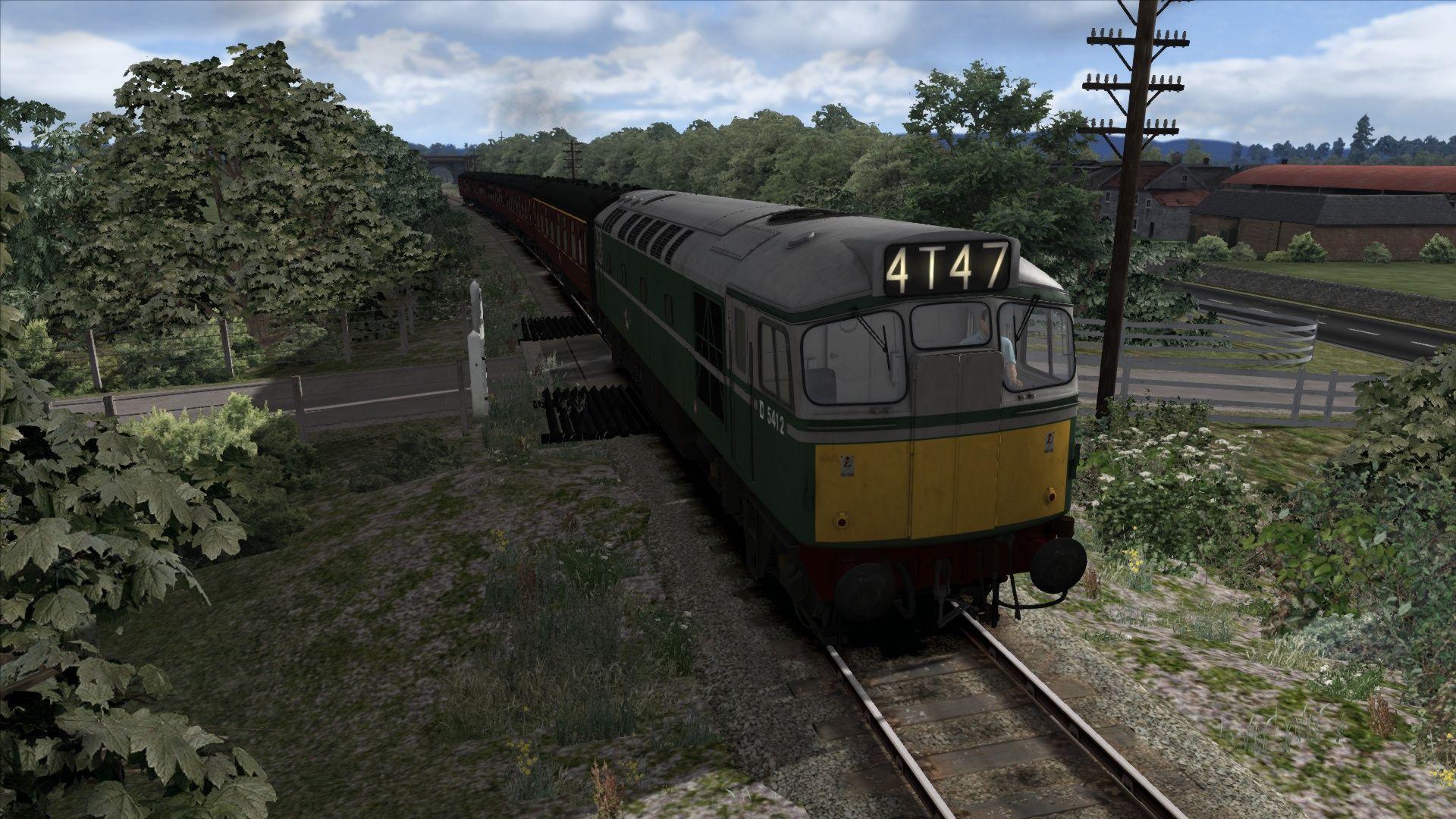 Train Simulator Class 27