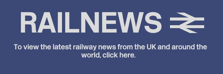 Clickable image taking you to the RailNews page at DPSimulation
