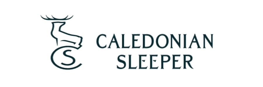 Image showing the Caledonian Sleeper logo.