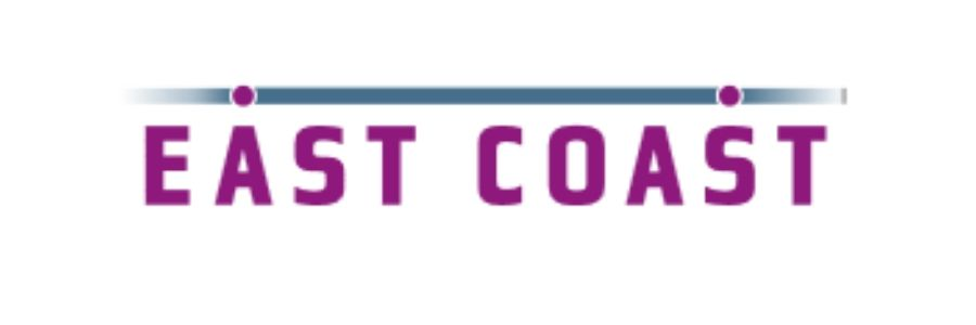 Image showing the East Coast Trains logo.
