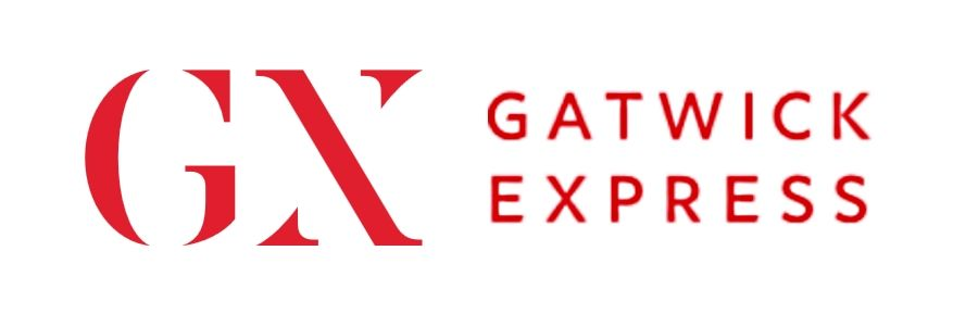 Image showing the Gatwick Express logo.