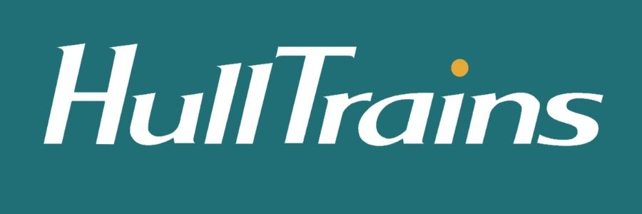 Image showing the Hull Trains logo.