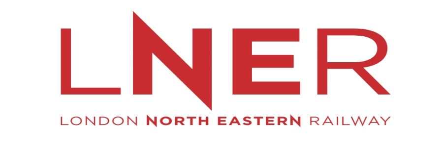 Image showing the London North Eastern Railway (LNER) logo.