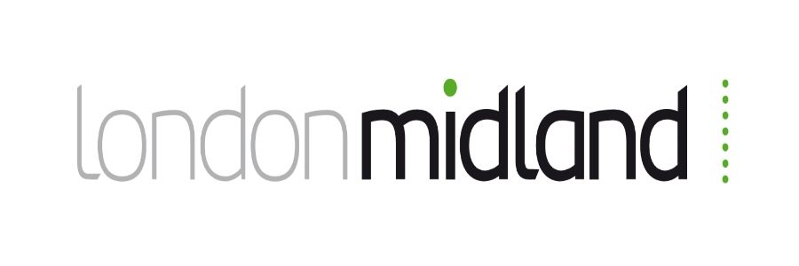 Image showing the London Midland logo.