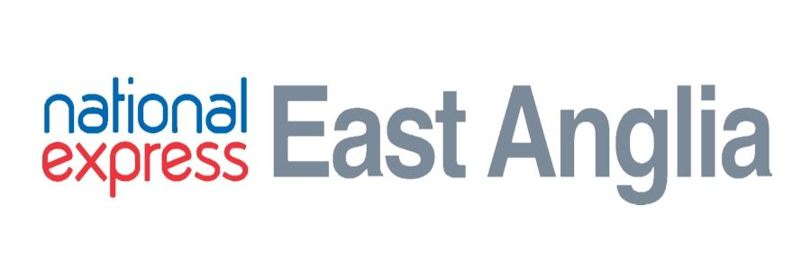 Image showing the National Express East Anglia (NXEA) logo.