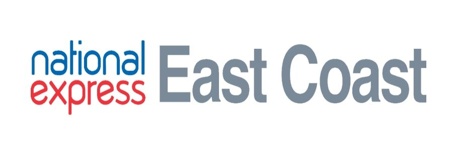 Image showing the National Express East Coast (NXEC) logo.