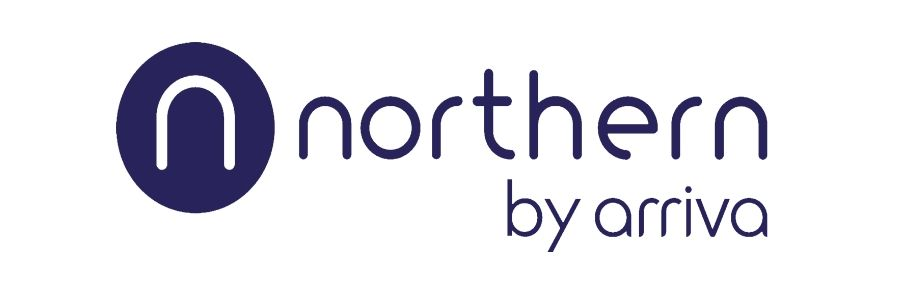 Image showing the Northern Railway logo.